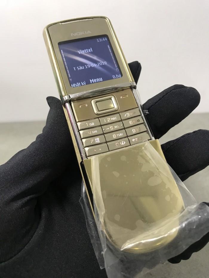 Nokia 8800 Cirocco Gold Chính Hãng giá rẻ0