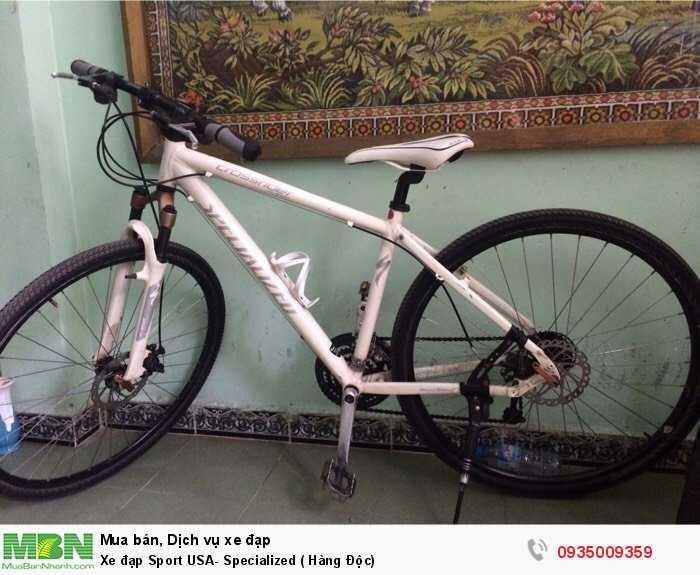 Xe đạp Sport USA- Specialized (Hàng Độc)