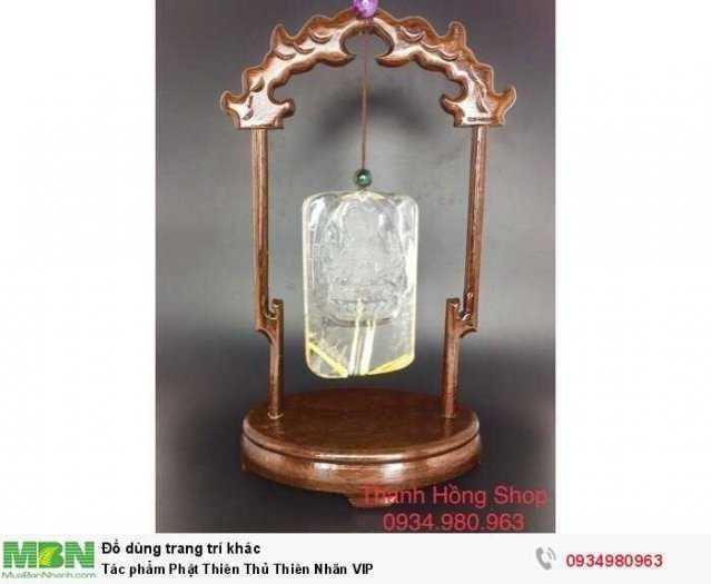 Tác phẩm Phật Thiên Thủ Thiên Nhãn VIP