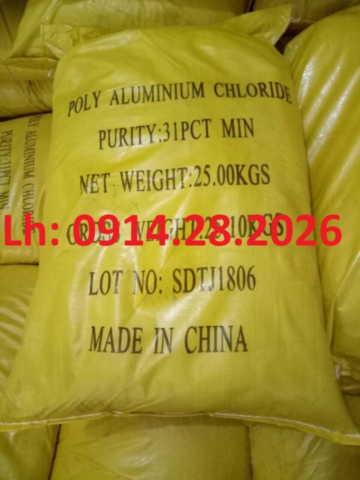 Bán Poly aluminum chloride, PAC1
