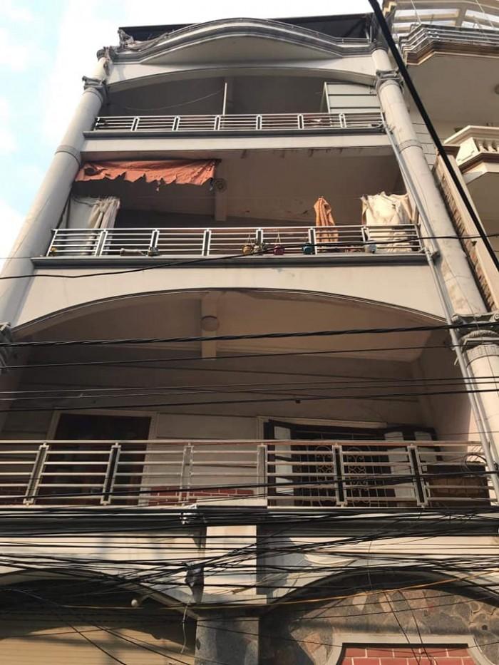 Bán nhà Vũ Ngọc Phan 70m 5 tầng 6.5 mặt tiền 14.8 tỷ Đống Đa ô tô tránh nhau