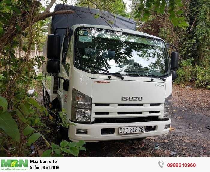 Isuzu Khác Số tay (số sàn) Xe tải động cơ Dầu diesel