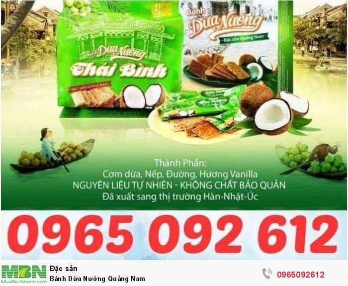 Bánh Dừa Nướng Quảng Nam0
