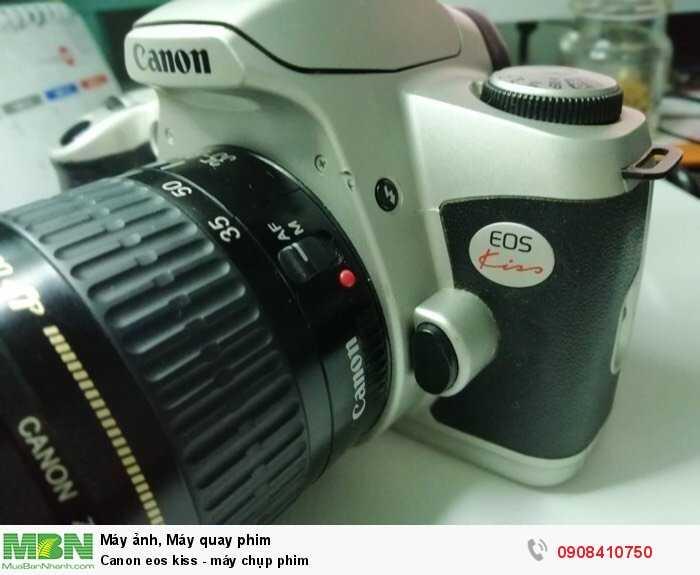 Canon eos kiss - máy chụp phim0
