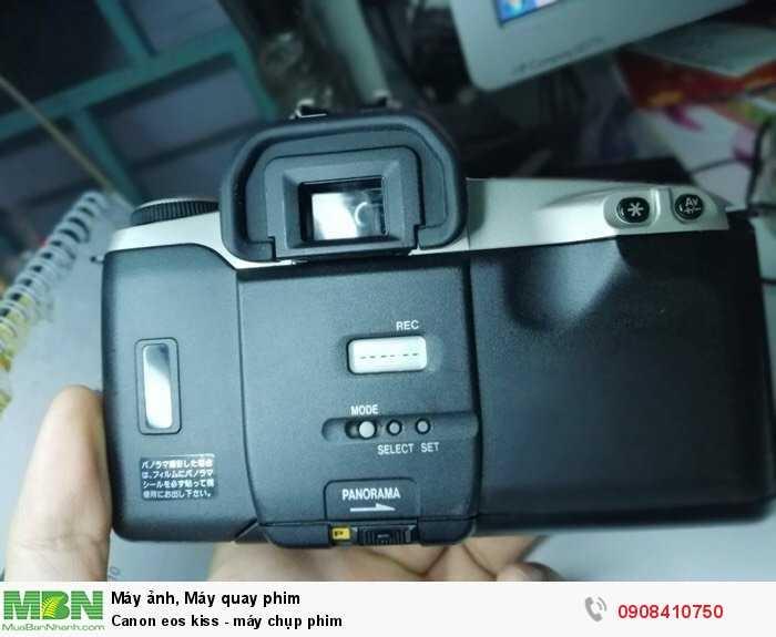 Canon eos kiss - máy chụp phim2