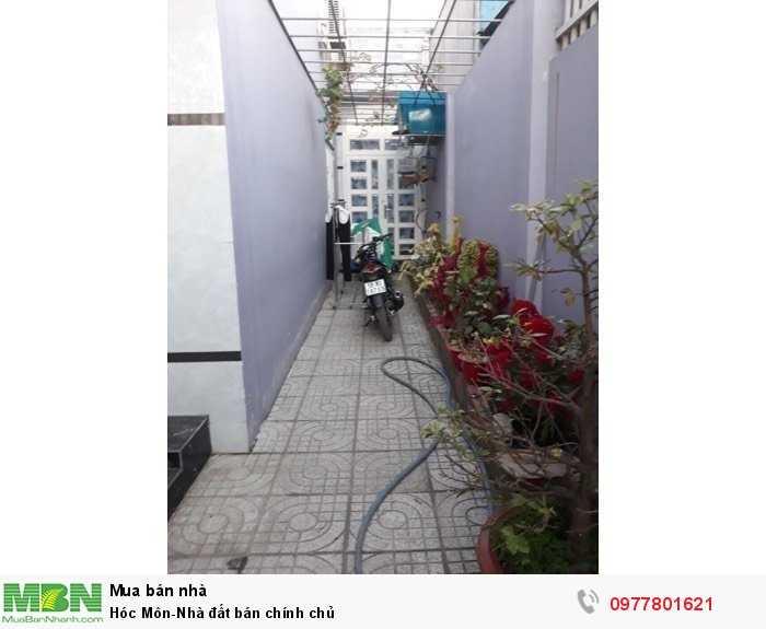 Hóc Môn-Nhà đất bán chính chủ