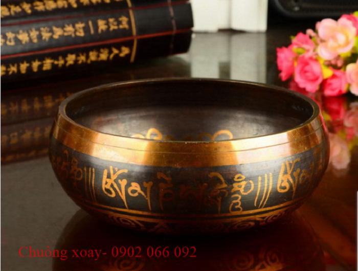 Chuông xoay Tây Tạng1