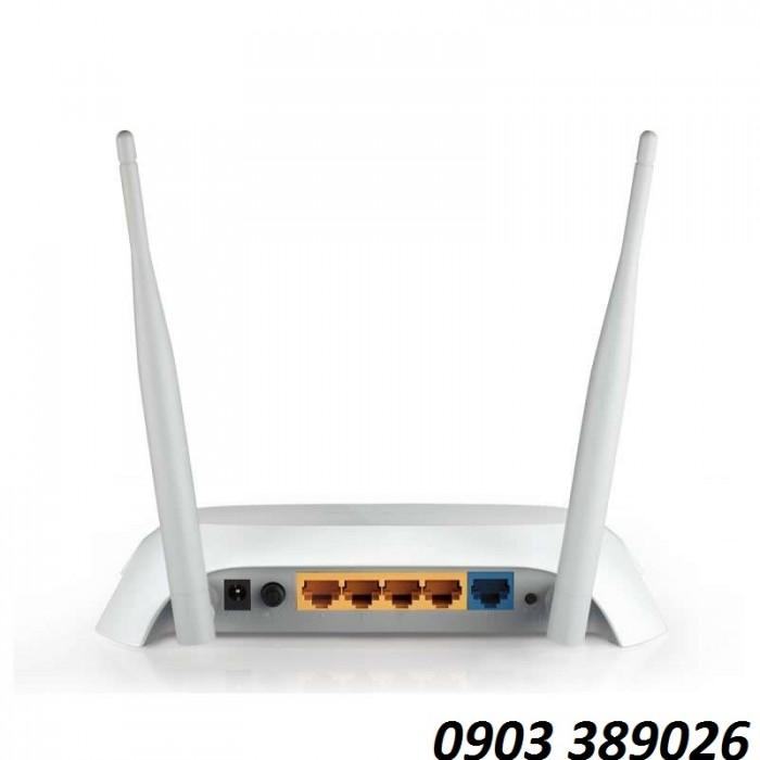 Router phát wifi TP-Link TL-MR 3420 Chế độ dự phòng 3G/4G và WAN đảm bảo một kết nối internet ổn định