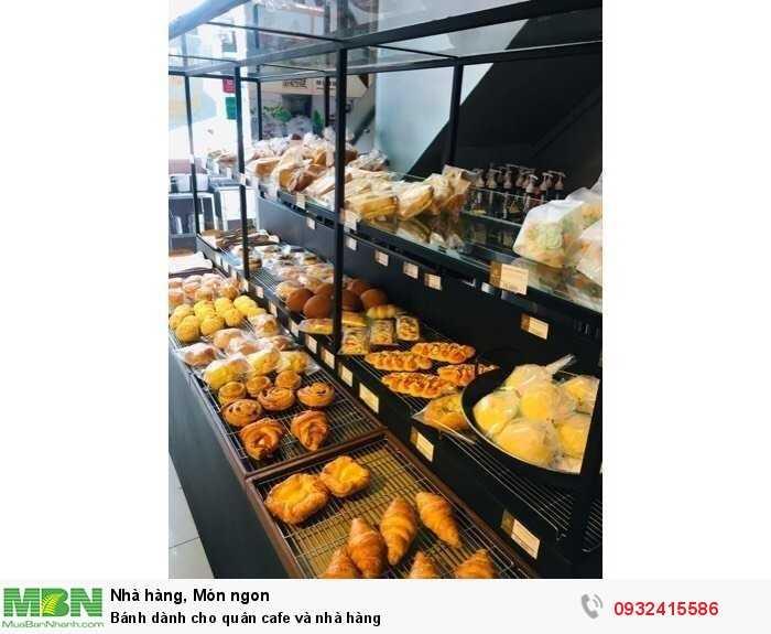 Bánh dành cho quân cafe và nhà hàng0