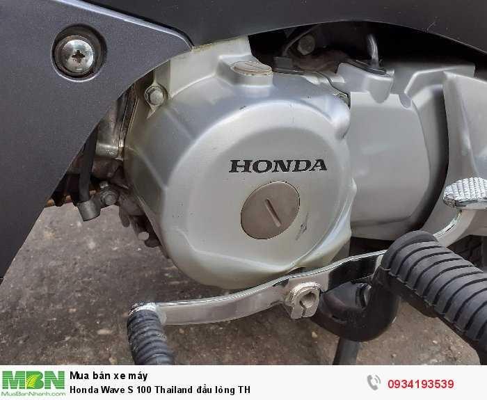 Honda Wave S 100 Thailand đầu lòng  TH