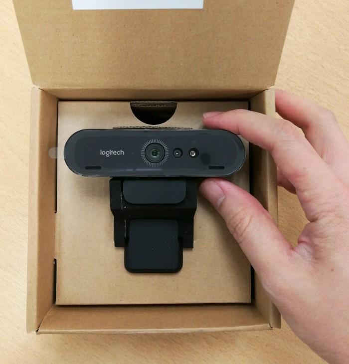 Webcam Logitech Brio2