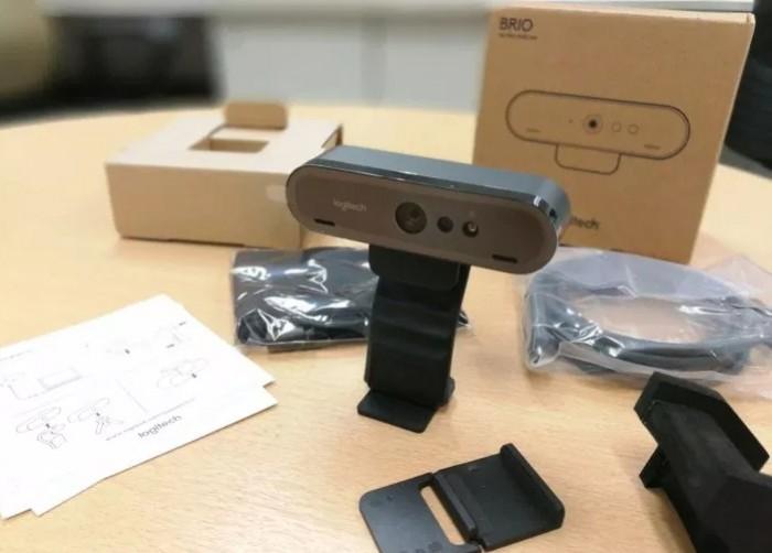 Webcam Logitech Brio1