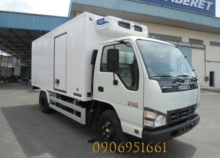 Xe tải isuzu QKR230 hỗ trợ vay cao, bỏ ít vốn