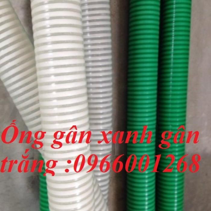 Ống gân nhựa xanh ,ống gân nhựa trắng phi 40,50,60 giá rẻ3