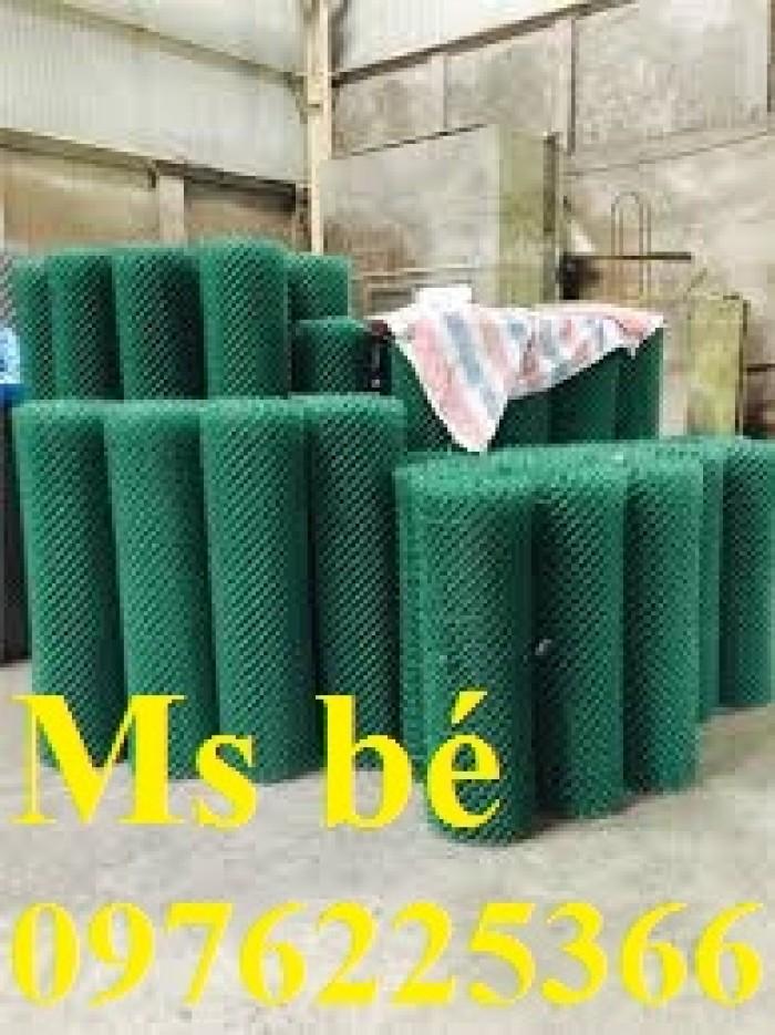 Lưới B40 bọc nhựa ,lưới hàng rào B40 bọc nhựa3