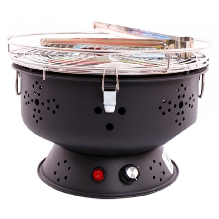 Bếp nướng than hoa không khói Nam Hồng BN300 ,bếp nương để bàn cho quán lẩu nướng0