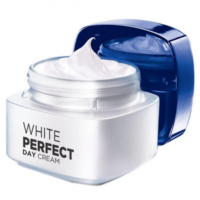 Bộ Kem Dưỡng Da Trắng Mượt Đều Màu Ngày Và Đêm L'Oréal White Perfect 50ml1