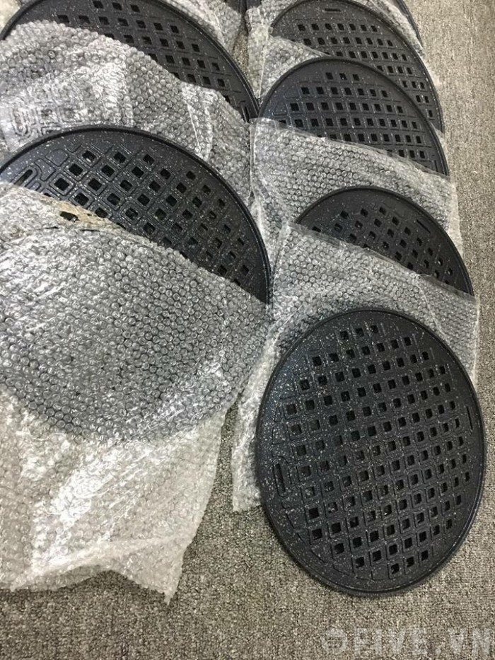 Vỉ nướng chống dính bếp âm bàn vỉ gang dạng lưới kiểu Hàn Quốc0
