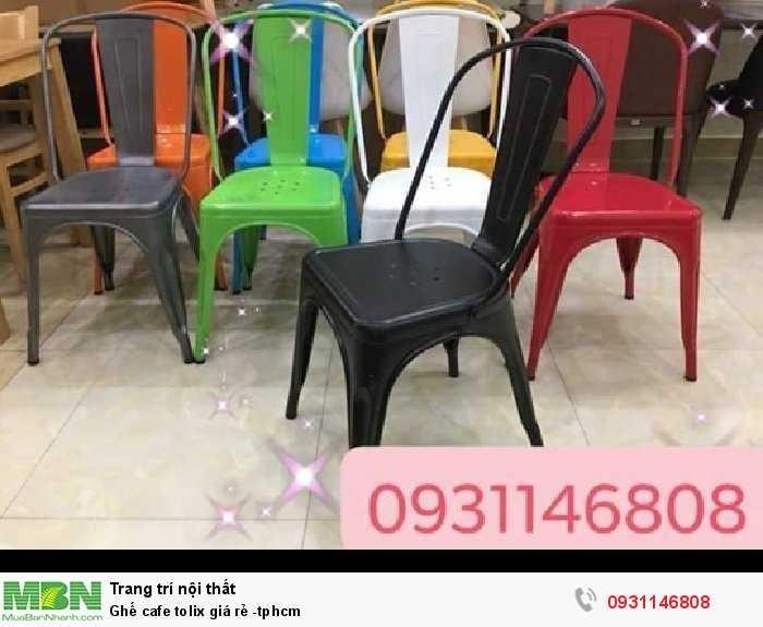 Ghế cafe tolix giá rẻ -tphcm1
