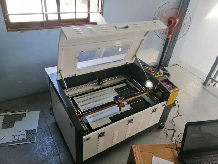 Mua máy laser cũ 60400