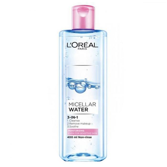 Nước Tẩy Trang Dưỡng Ẩm L'Oreal Paris Micellar Water 400ml3