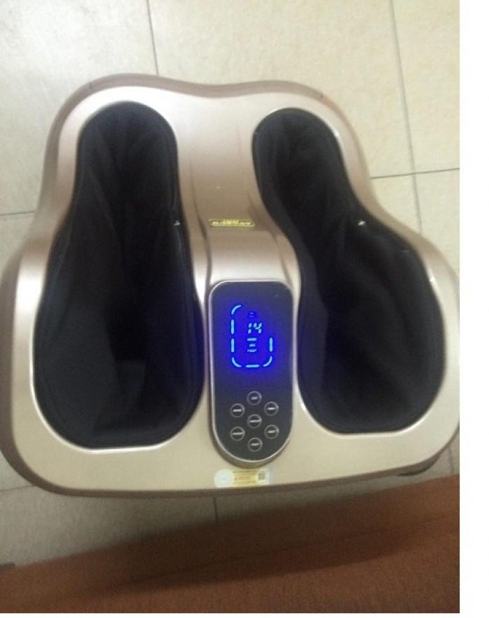 Máy Massage Chân Và Bắp Chân 5D AYS Chính Hãng Hàn Quốc New 20194