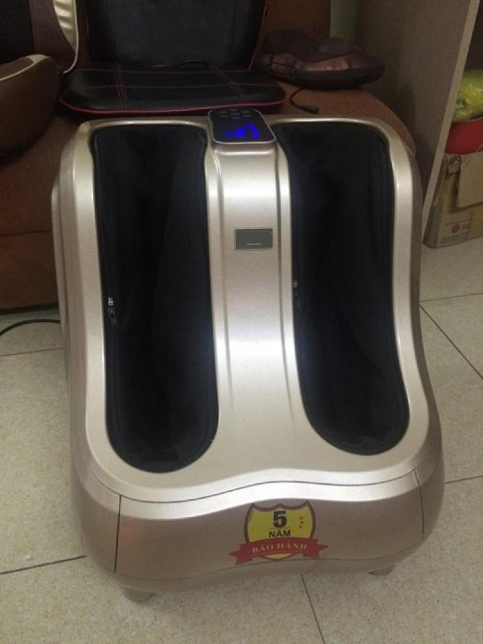 Máy Massage Chân Và Bắp Chân 5D AYS Chính Hãng Hàn Quốc New 20191