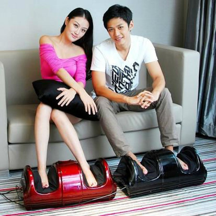 Máy massage chân Hàn Quốc AYS TG - 731 bảo hành 3 năm0