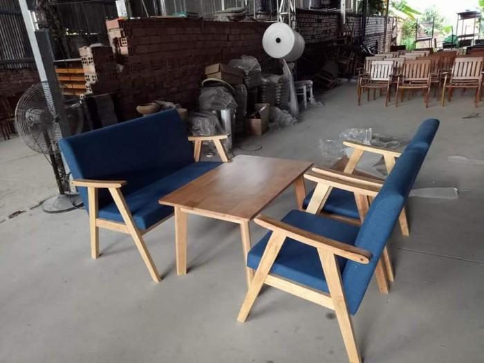 Bộ bàn ghế sofa cafe giá rẻ tphcm5