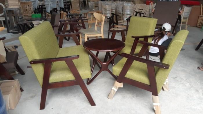 Bộ bàn ghế sofa cafe giá rẻ tphcm4