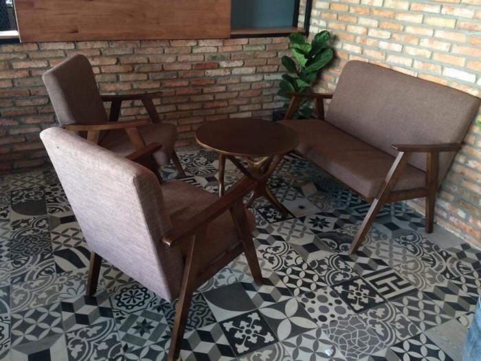 Bộ bàn ghế sofa cafe giá rẻ tphcm2