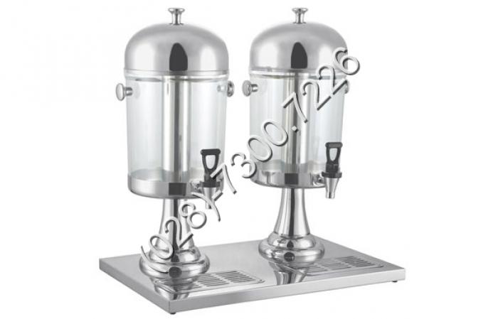 Thông số kỹ thuật: - Mã sản phẩm: BC2201-2 - Kích thước: (L)562x(W)345x(H)580 - Chất liệu: inox, cổ chân bằng nhựa mạ, an toàn khi sử dụng - Dung tích:  8 lít x 24