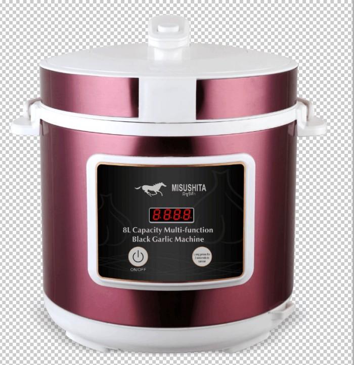 Máy làm tỏi đen Misushita MS-G800 8 lít Công nghệ Thái lan tối đa mỗi lần làm tỏi 3 kg0