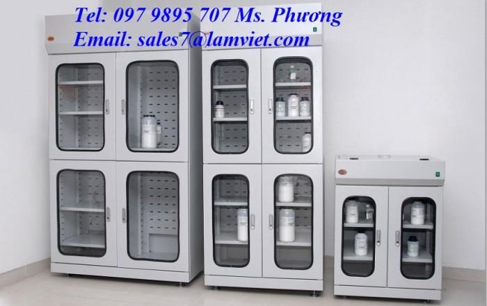 Tủ đựng hóa chất có lọc hấp thu LV-CS 1200N0