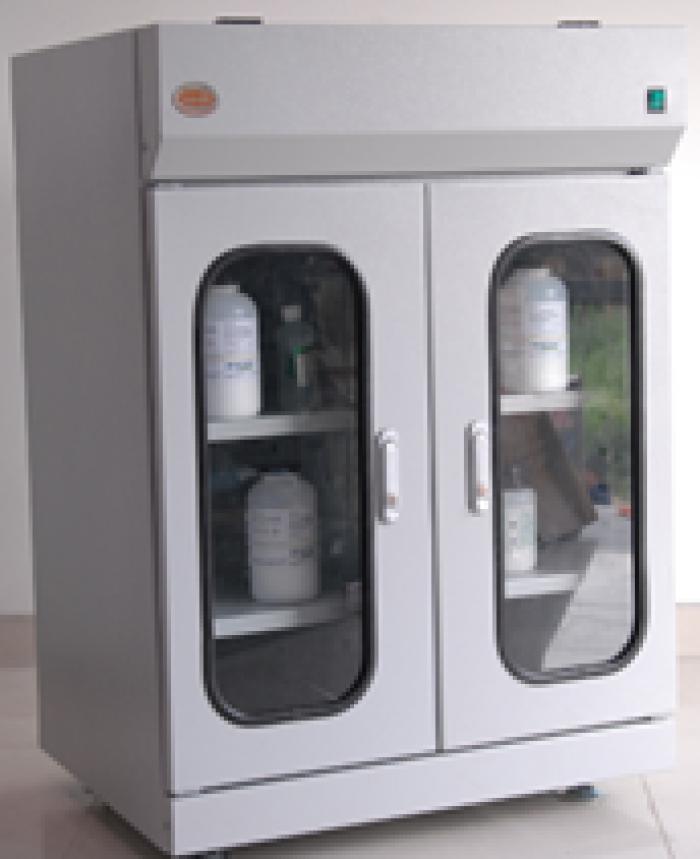 Tủ đựng hóa chất có lọc hấp thu LV-CS 1200N1