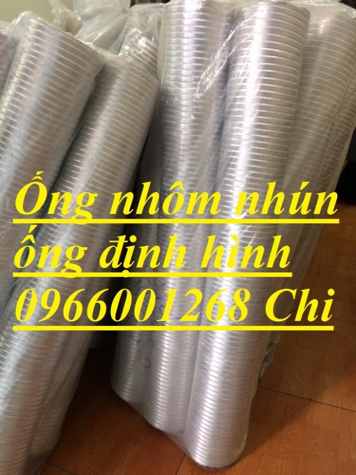 Chuyên cung cấp ống nhôm nhún giá rẻ phi 100,phi 200,phi 300...3