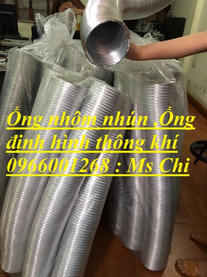 Chuyên cung cấp ống nhôm nhún giá rẻ phi 100,phi 200,phi 300...0