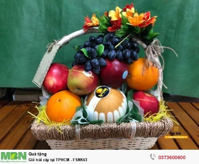 Giỏ trái cây tại TPHCM cùng MKnow.vn2