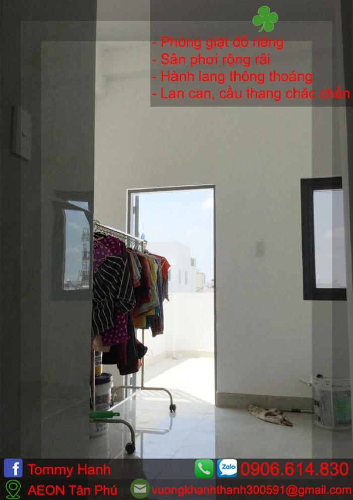phòng giặt ủi đồ có sân phơi rộng rãi1
