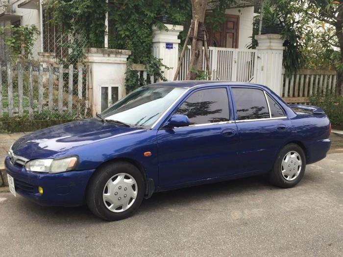 Bán xe ô tô màu xanh 5