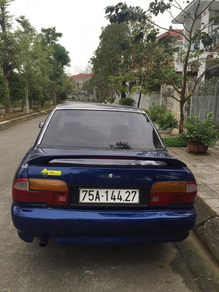 Bán xe ô tô màu xanh
