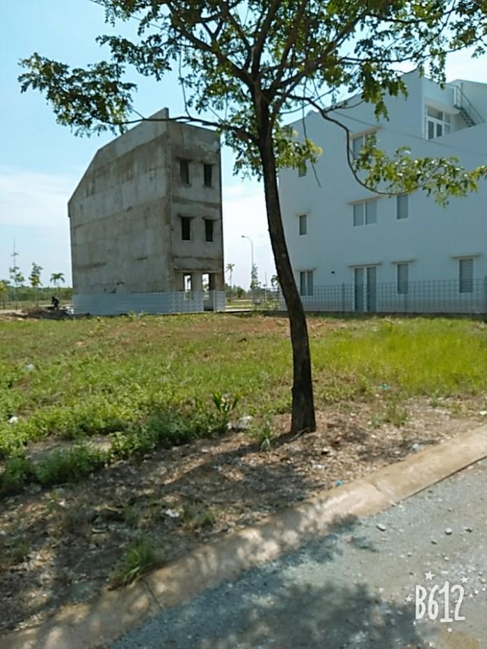 Sang nhượng 5 lô đất KDC đường Thanh niên, Bình Chánh, 600TR/Nền NH hỗ trợ vay 50%