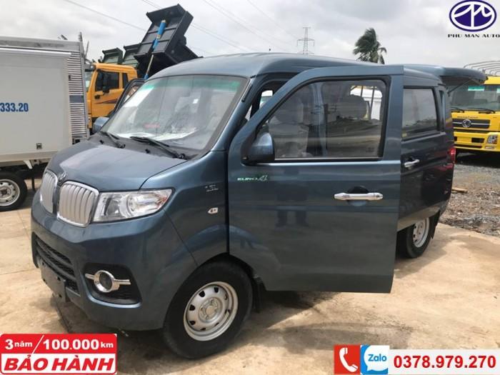 Xe tải VAN X30 , 2 và 5 chỗ ngồi , 490kg – 950kg