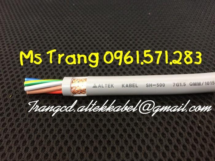 Cáp điều khiển cáp tín hiệu Hà nội - Tp.HCM1