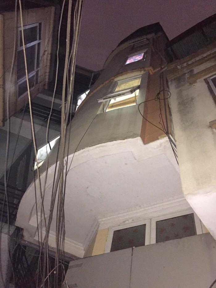Bán nhà Phố Thịnh Quang, Đống Đa, 17m2, 6 tầng, mặt tiền 3,5m, giá 1.5 tỷ