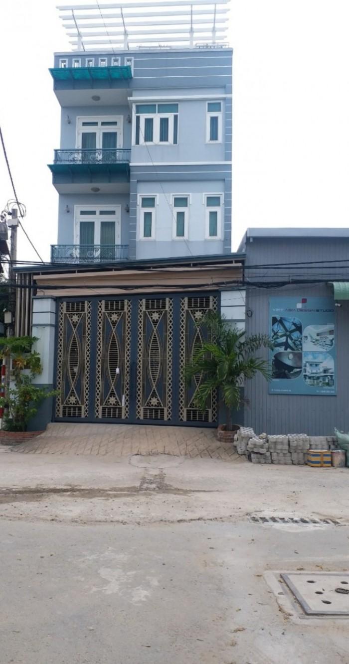 Bán hoặc cho thuê nhà ngay đường Bình PHú Thủ Đức
