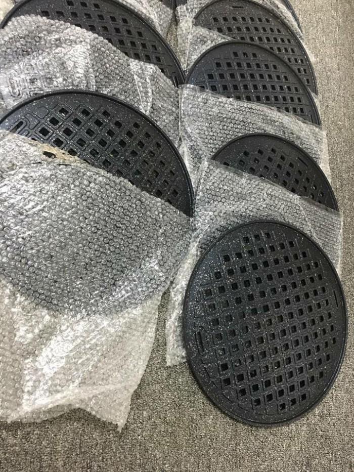 Vỉ nướng chống dính dạng lưới kiểu Hàn Quốc 29.5 cm0