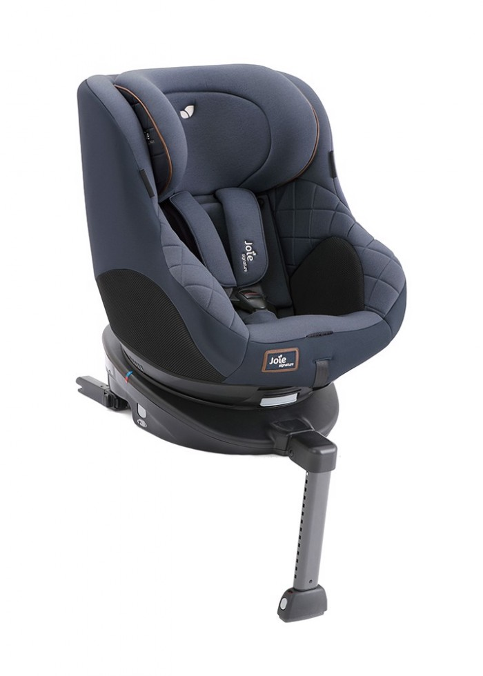 Ghế Ngồi Ô Tô Trẻ Em Joie Spin 360 W/ SUMMER SEAT SIG. Granit Bleu