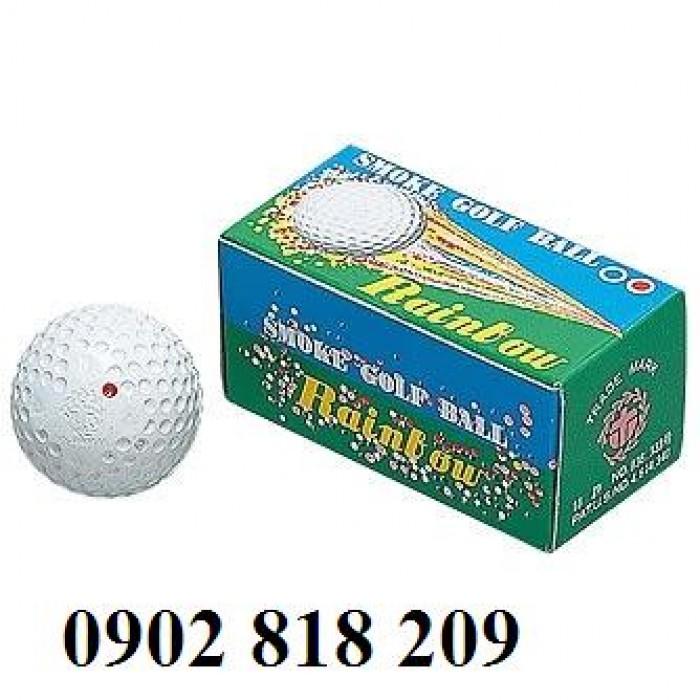Bóng golf nổ khai trương giải đấu4