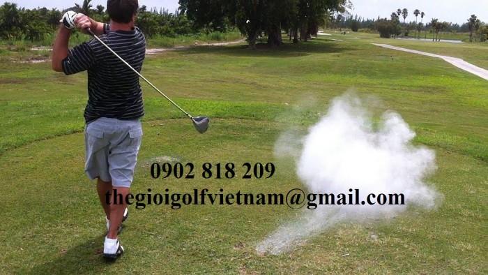 Bóng golf nổ khai trương giải đấu5